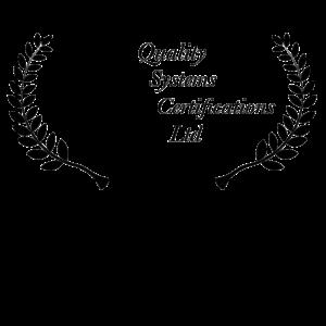 QSC Logo Black